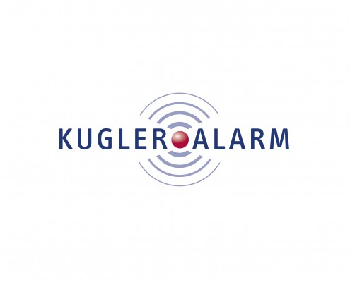 Logo Re-Design für KUGLER-ALARM Hilden