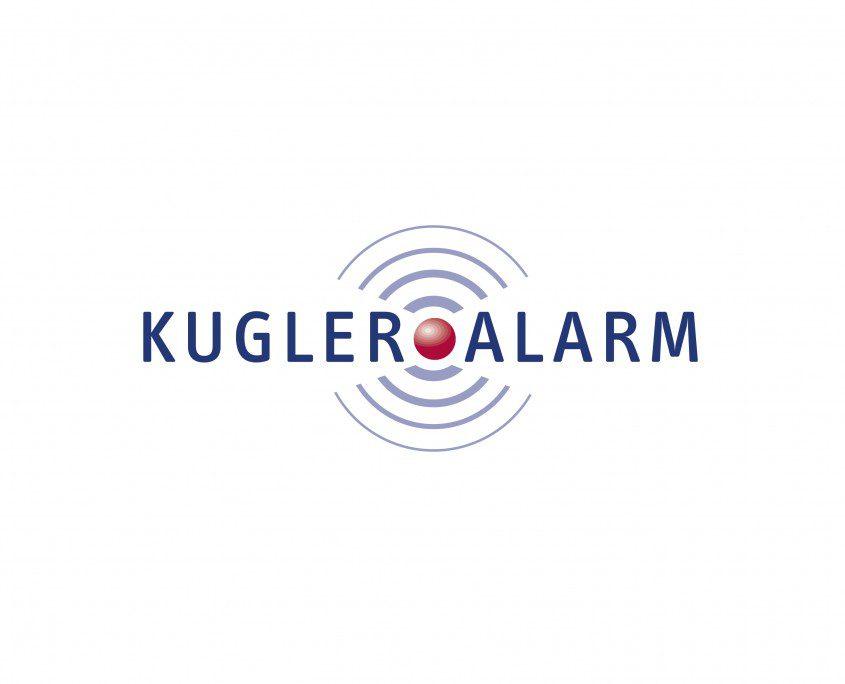 Logo Re-Design für KUGLER-ALARM Hilden