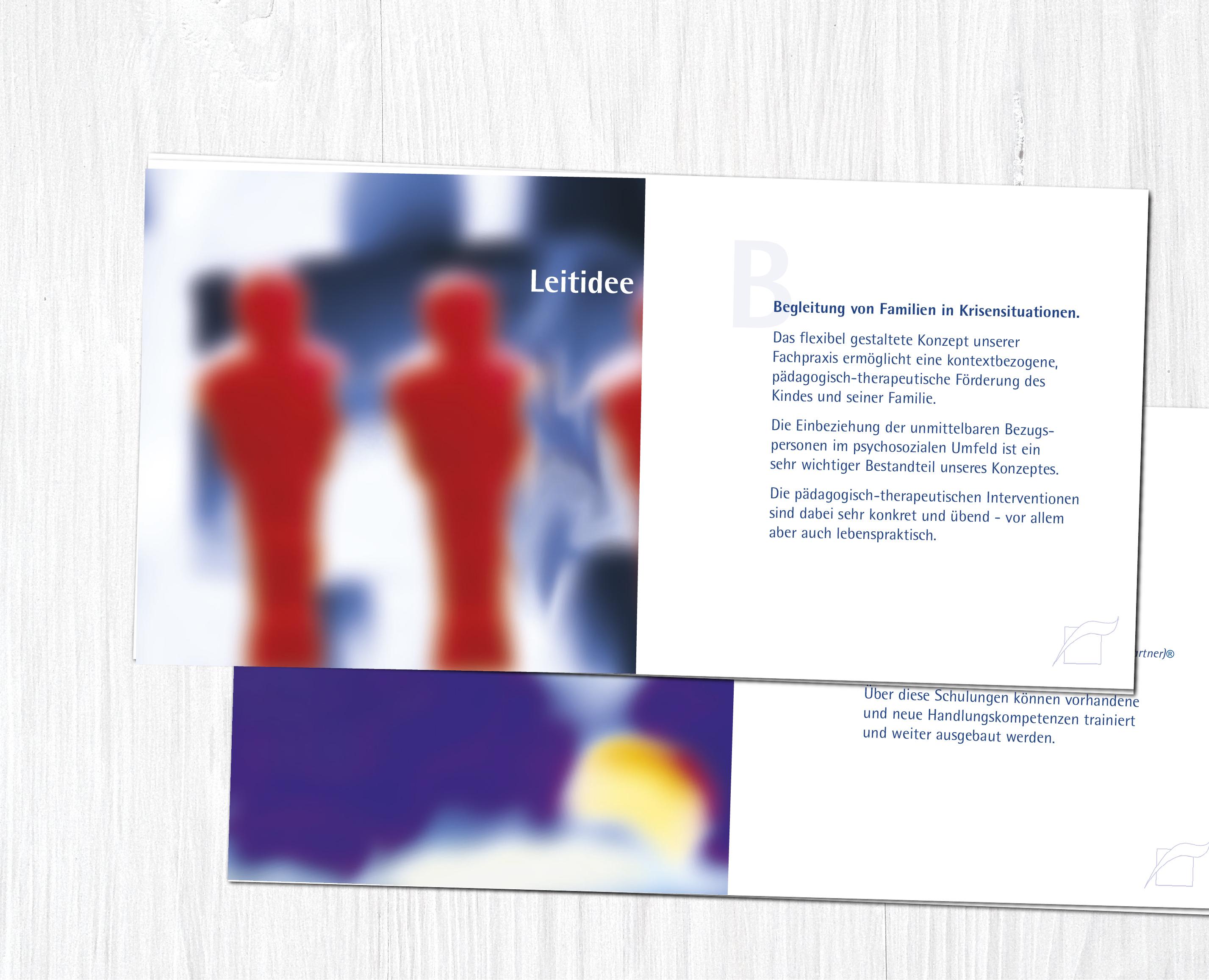 Broschüre Praxis Baumgartner