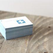 Visitenkarten designdoctors