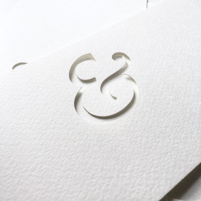 Ampersand als Logodesign