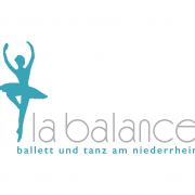 Logo Ballettschule la balance