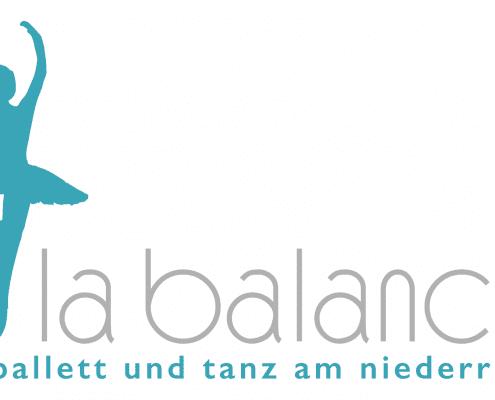 Logo für eine Ballettschule