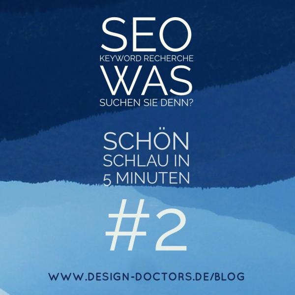 SEO – Keyword-Suche Tipps zur Recherche