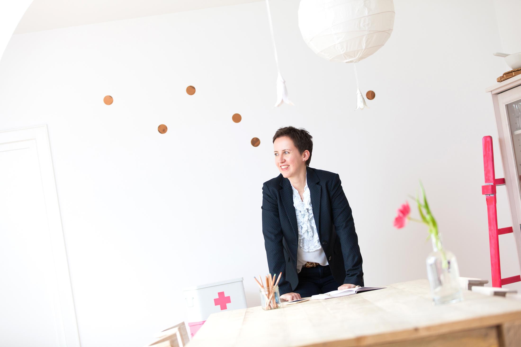 Portrait Anja Tödtmann, Webdesigner aus Hilden